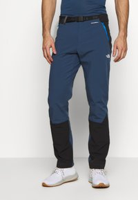 The North Face - MEN'S DIABLO II PANT - Outdoorové kalhoty - blue wing teal/black - 0