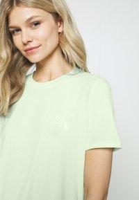 Calvin Klein Underwear - ONE SHORT - Pyjamas - aqua luster - 3