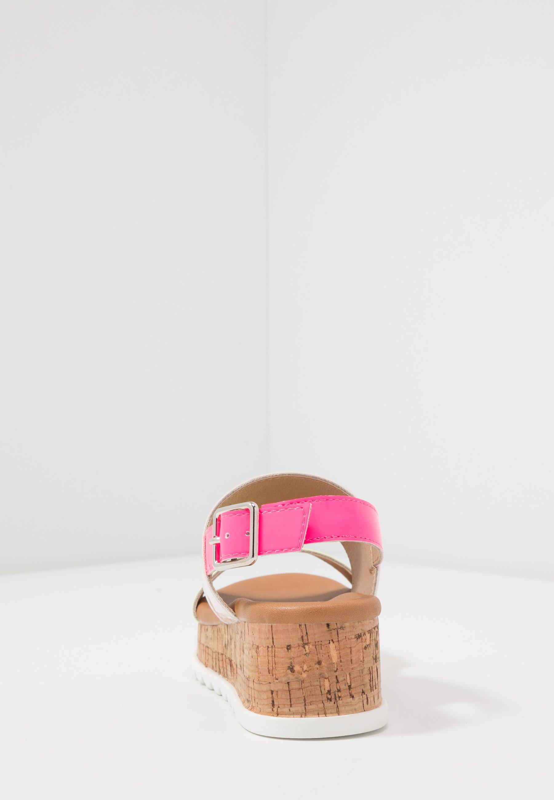 A hoy Steve Madden JBRENDAA - Sandalias - multicolor | Zapatos para niños 2020 aX8mv