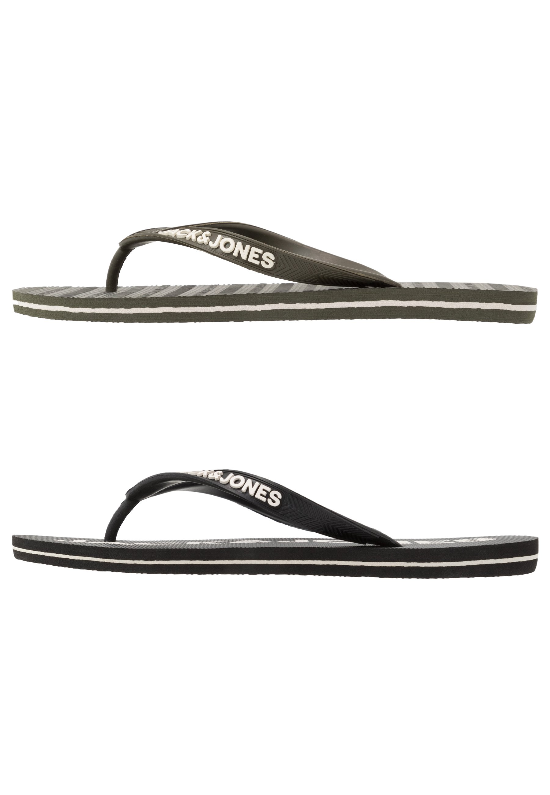 Men JFWFLIPFLOP 2 PACK - Pool shoes