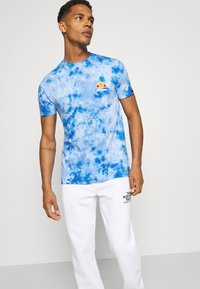 Ellesse - CANALETTO TEE - Print T-shirt - blue - 3