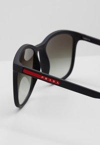 Prada Linea Rossa - Zonnebril - black - 2