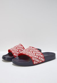 Slydes - Pool slides - red - 2