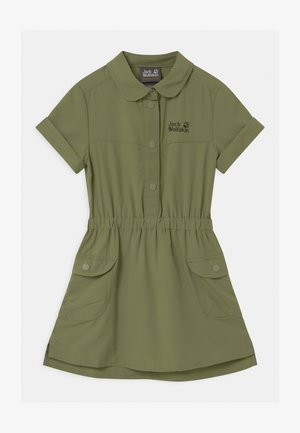 TREASURE HUNTER GIRLS - Sports dress - khaki