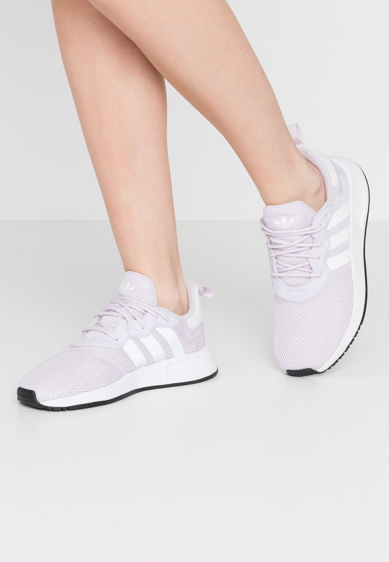 adidas Originals - X_PLR S - Sneakers - purple tint/footwear white/core black