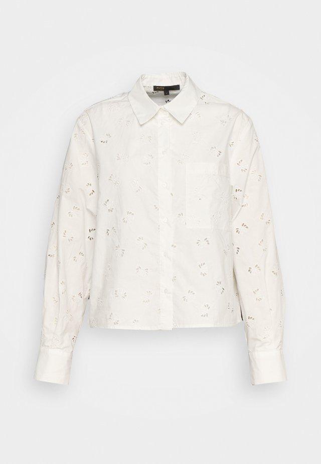 CALIE - Overhemdblouse - blanc
