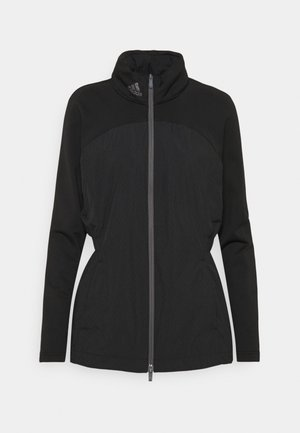 HYBRID FULL ZIP - Giacca outdoor - black