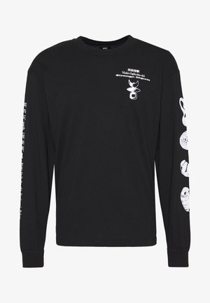 STRANGE OBJECTS - Langarmshirt - black
