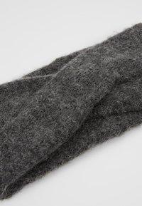 Moss Copenhagen - KIKKA HEADBAND - Ear warmers - grey - 4