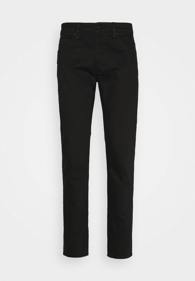 LOU - Slim fit jeans - forever black