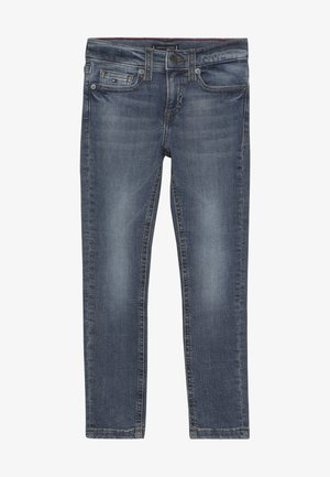 STEVE SLIM TAPERED  - Slim fit jeans - denim