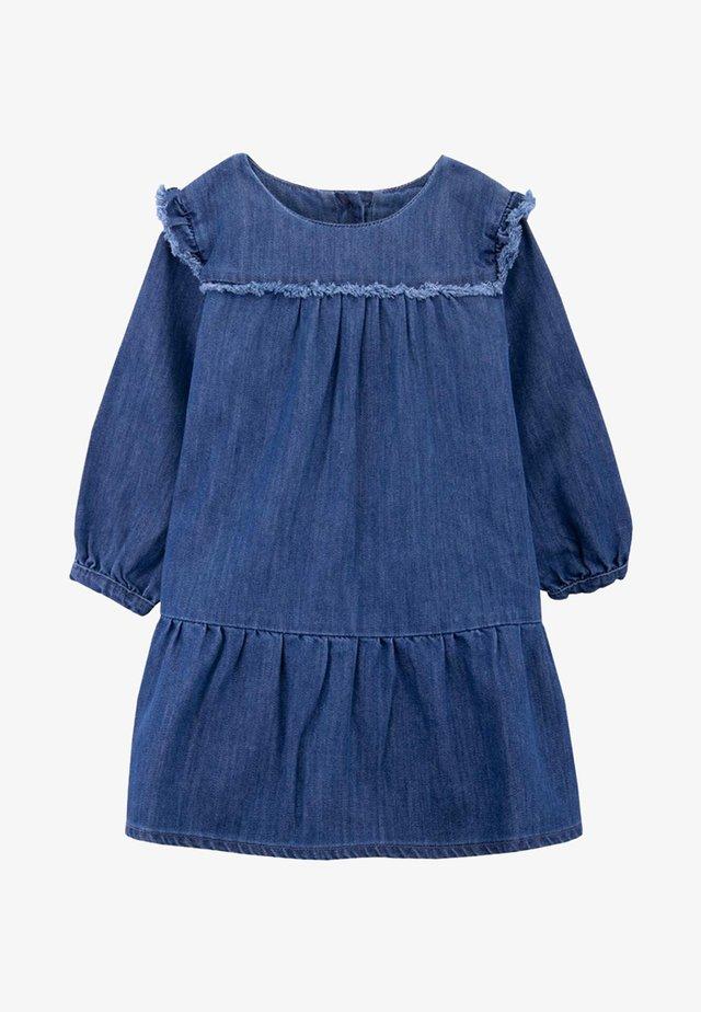 CLEMENTINE  - Denim dress - blue denim