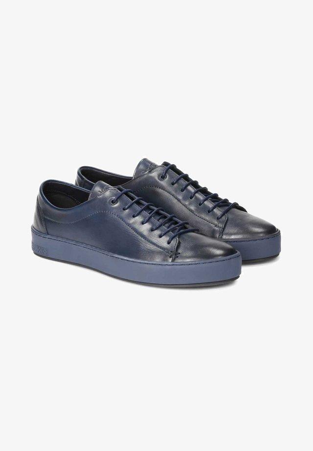 LEONID - Sneakers laag - dark blue
