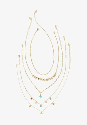 5 SET AMORE   - Halsband - gold