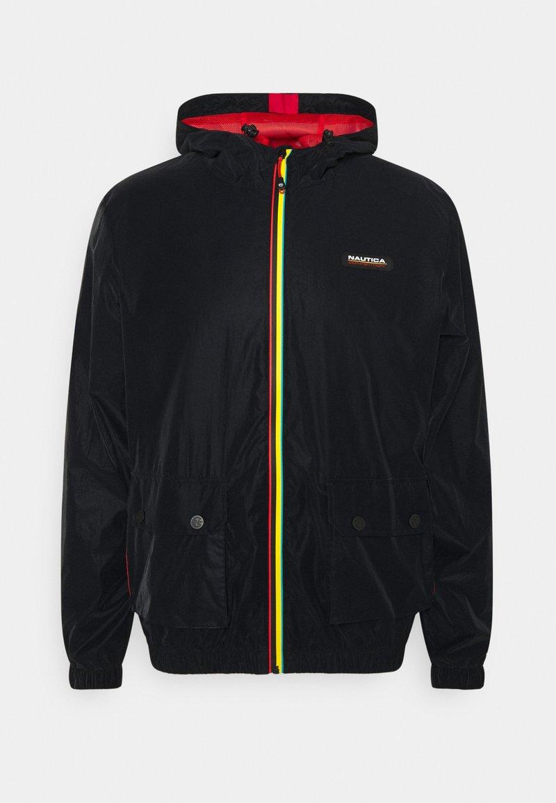 NAUTICA COMPETITION - YARDARM - Summer jacket - black