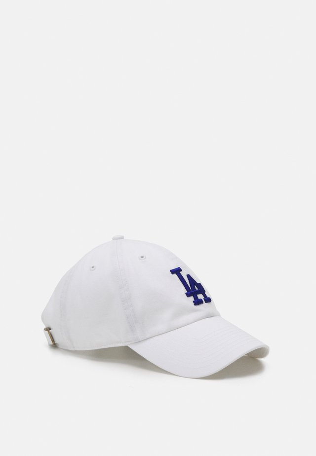 LOS ANGELES DODGERS CLEAN UP UNISEX - Cappellino - white