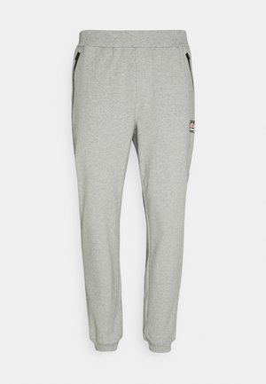 LOTALO PANT - Tracksuit bottoms - grey marl