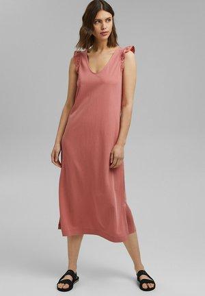 Day dress - blush