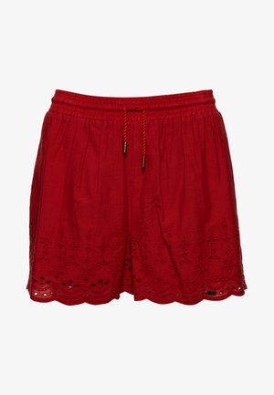 ANNABELLE - Shorts - nautical red