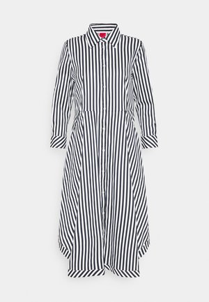 EBIKA - Shirt dress - open blue