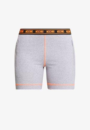 SHORT PANTS - Pyjama bottoms - gray melange