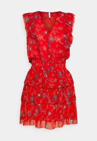 Pepe Jeans - MARIETAS - Day dress - mars red - 4