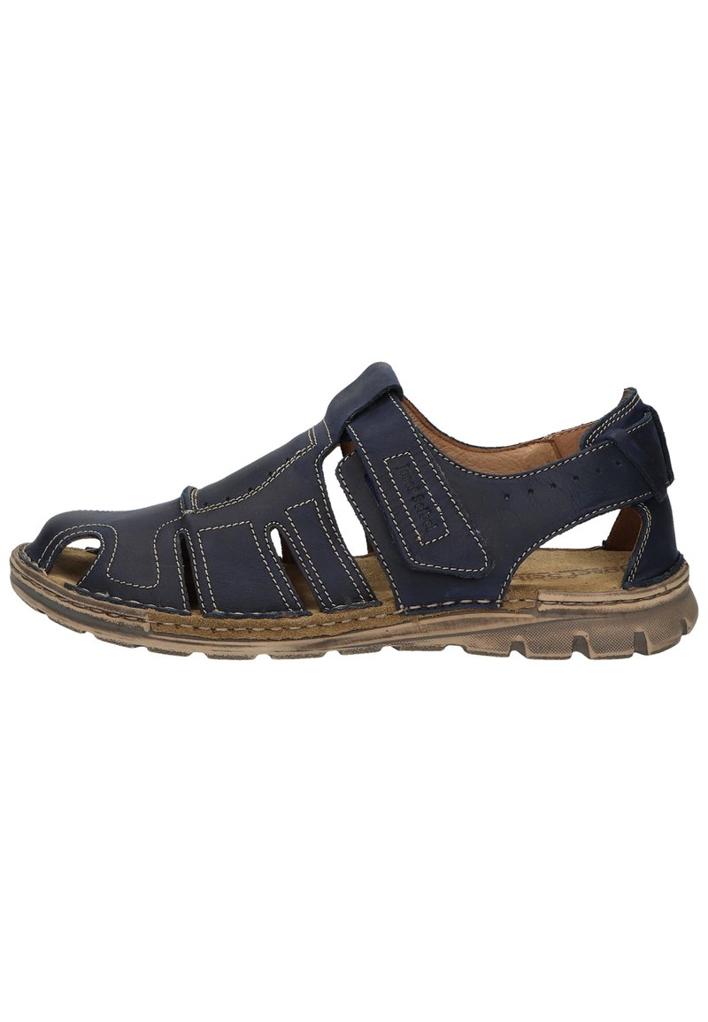 Josef Seibel - Walking sandals - dunkelblau 505