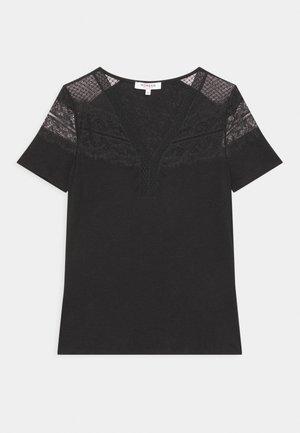 DIETER - Camiseta básica - noir