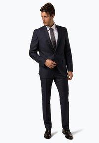 Digel - Suit trousers - marine - 1