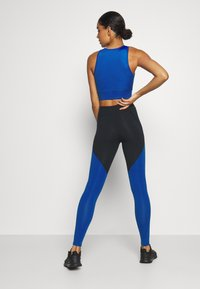 Tommy Sport - LEGGING LOGO - Leggings - cobalt - 2