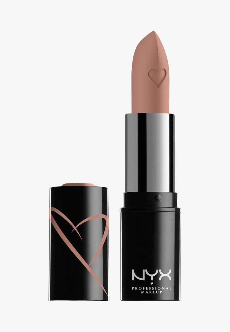 Nyx Professional Makeup - SHOUT LOUD SATIN LIPSTICK - Lippenstift - a la mode