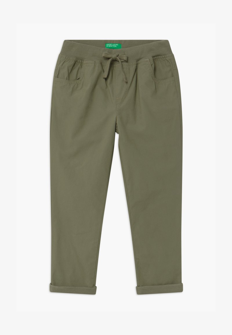 Benetton - Trousers - green