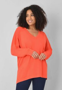Live Unlimited London - Jumper - red - 0