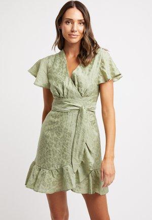 LINDEN - Day dress - pp-sauge