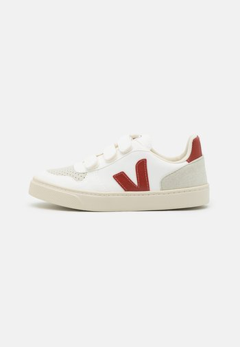 SMALL UNISEX - Trainers - white rouille