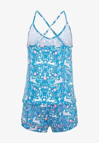 Chelsea Peers - UNICORN CAMI SET - Pyjama - multi - 1