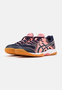 ASICS - GEL ROCKET 9 - Volleyball shoes - guava/midnight - 1