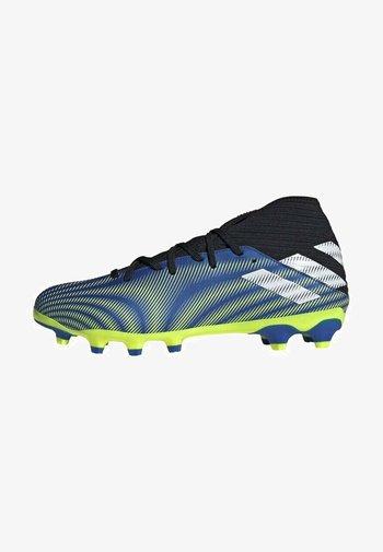 NEMEZIZ.3 MG FUSSBALLSCHUH - Moulded stud football boots - blue