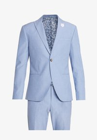 Isaac Dewhirst - WEDDING SUIT - Suit - light blue
