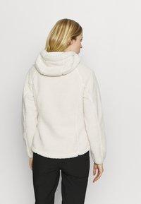 Icepeak - VIAREGGIO - Fleece jacket - natural white - 2