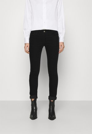NEW LUZ - Trousers - black