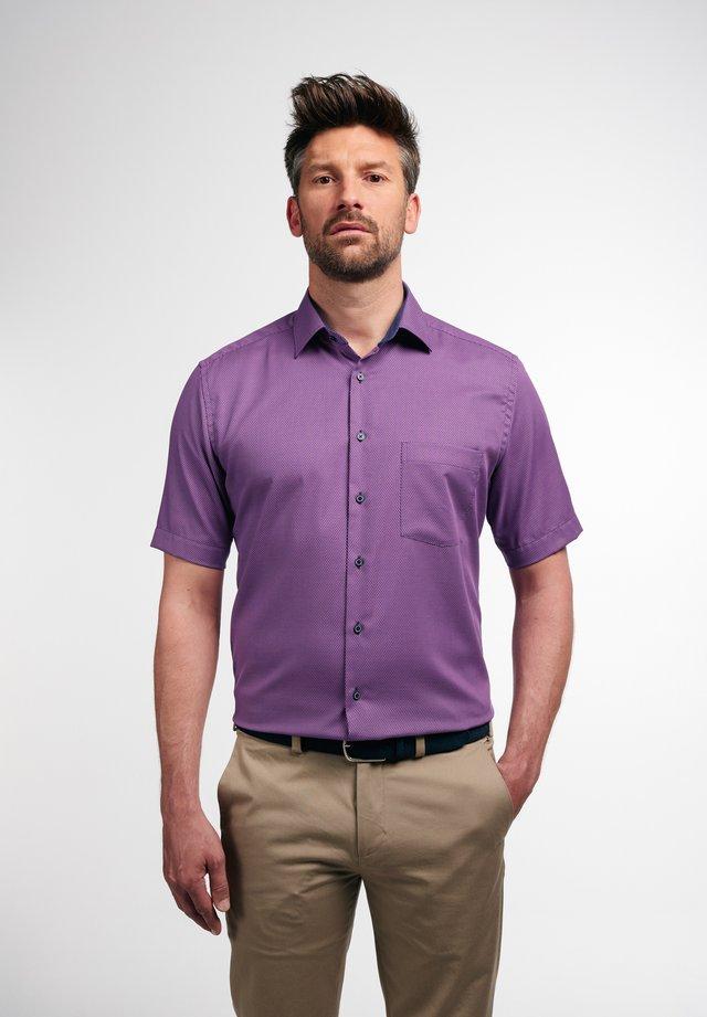 Zakelijk overhemd - lila