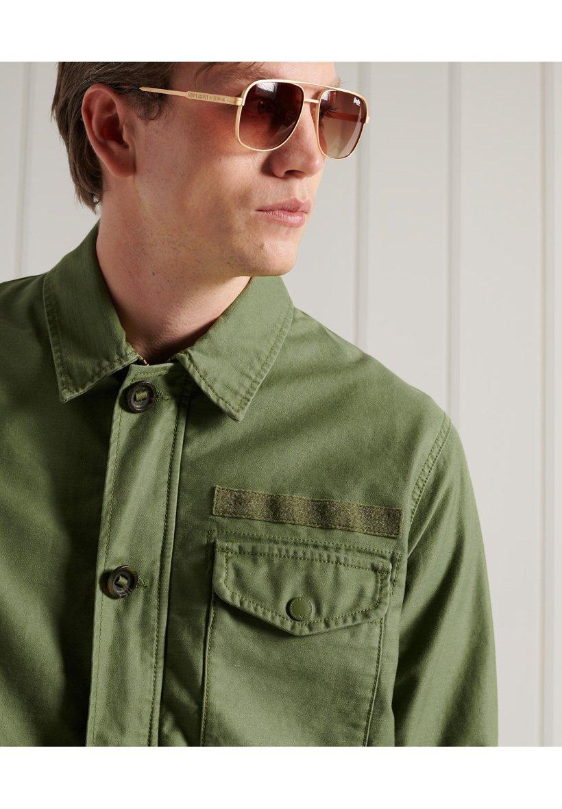 Men CRAFTED DECK  - Light jacket