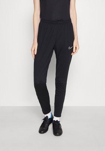 PANT - Pantalones deportivos - black/white/white/saturn gold