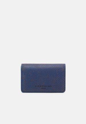 CARDIE - Wallet - retro denim