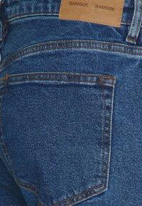 Samsøe Samsøe - RORY - Straight leg jeans - ozone marble stone - 2