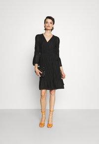 Diane von Furstenberg - AUDREY DRESS - Jumper dress - black - 1