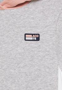 Lacoste Sport - CITY DRESS - Sportovní šaty - silver chine/alcea/flour - 2
