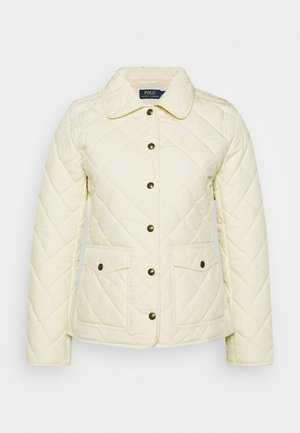JACKET - Lett jakke - cream