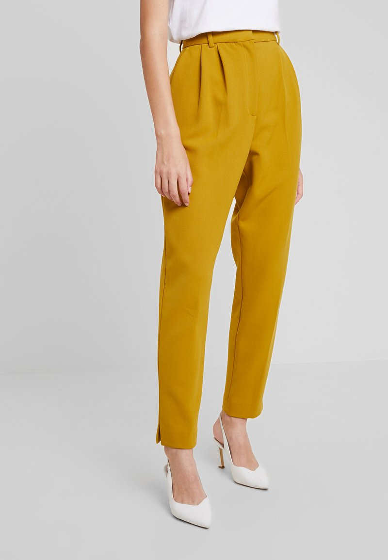 French Connection - ALIDO SUNDAE  - Trousers - citronelle